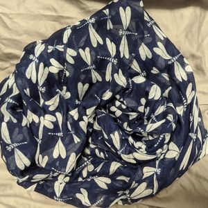 Charming Charlie Dragonfly Infinity Scarf